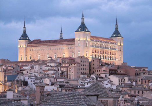 Trip and guided visiting to Toledo